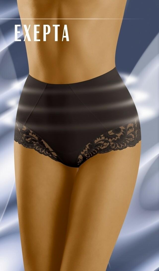 Stahovací kalhotky Exepta black