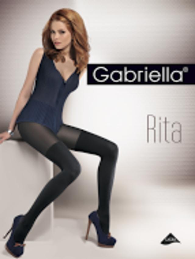 Dámské punčochové kalhoty – vzor RITA - GABRIELLA
