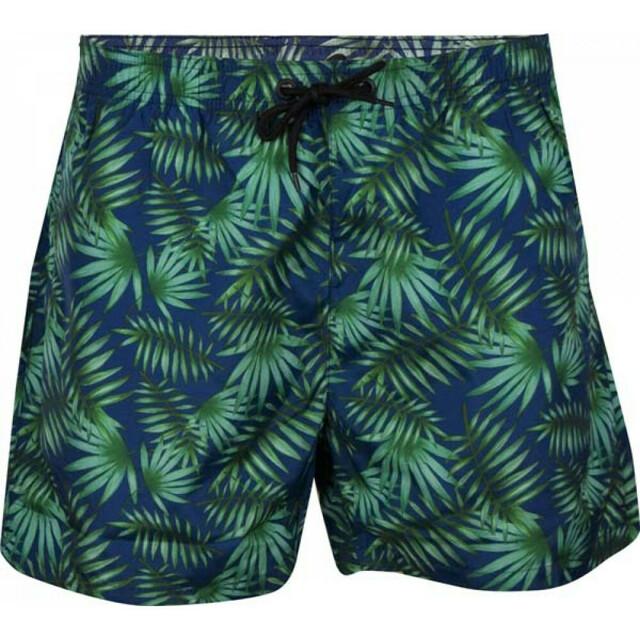 Pánské šortky plavky 7830456 - Marine - L