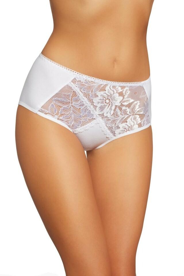 Dámské kalhotky 120 white - XXL - bílá