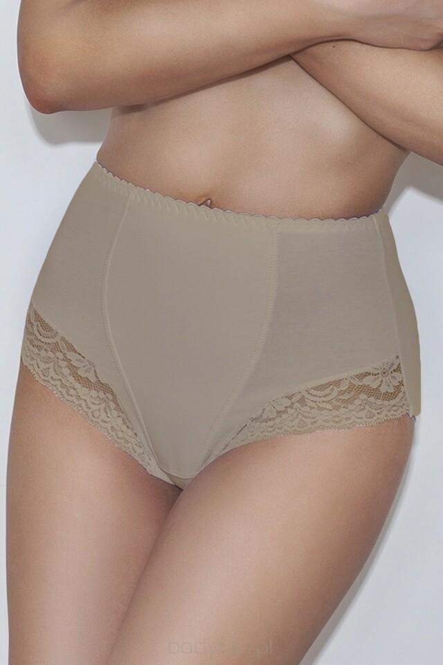 Dámské stahovací kalhotky Ela beige - XL - béžová