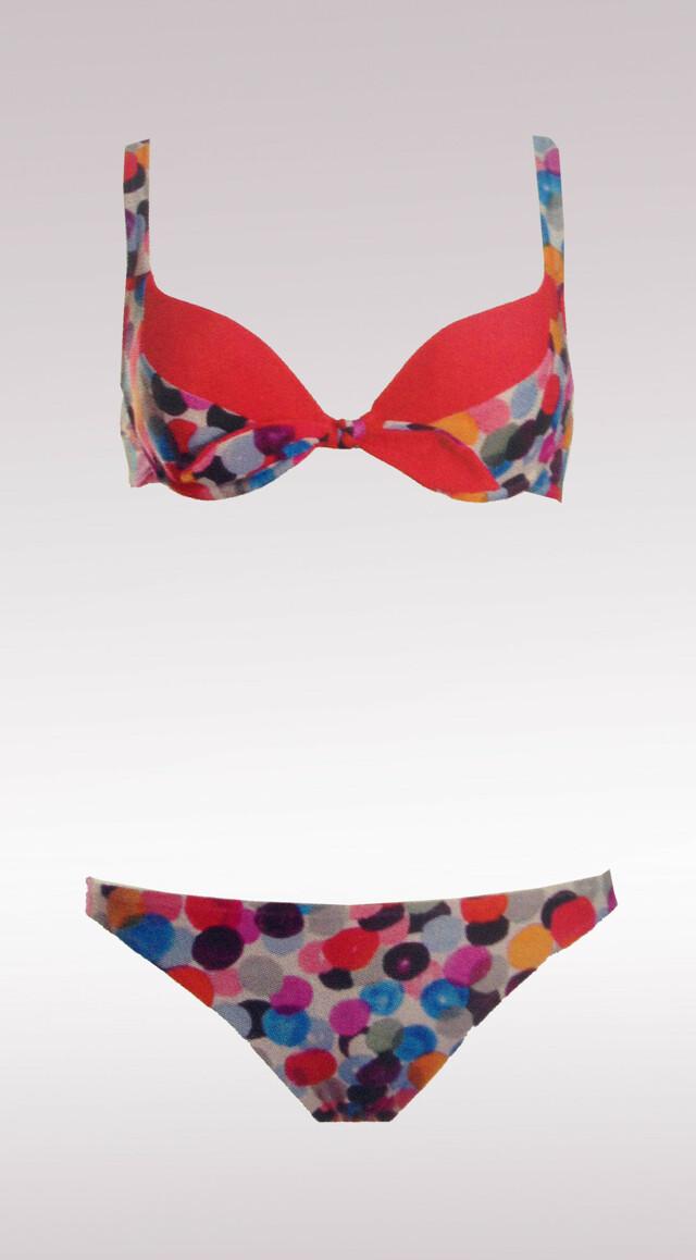 Dvoudílné plavky Spell - Diva