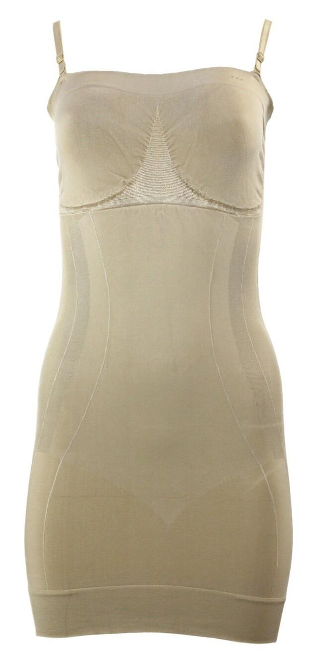 Stahující šaty Shapewear dress - Gatta - M - černá