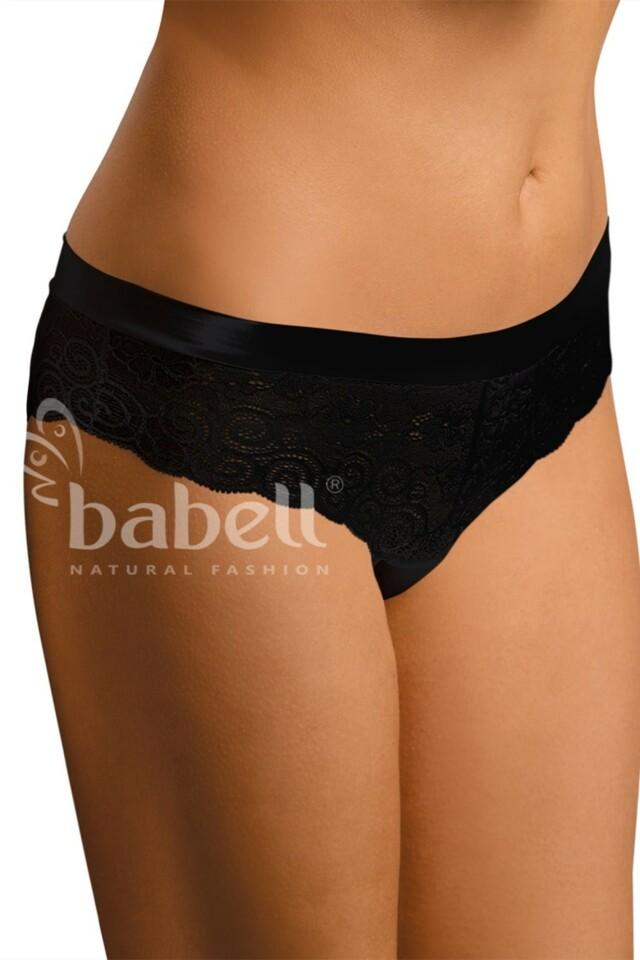 Dámské kalhotky 041 black - M - černá
