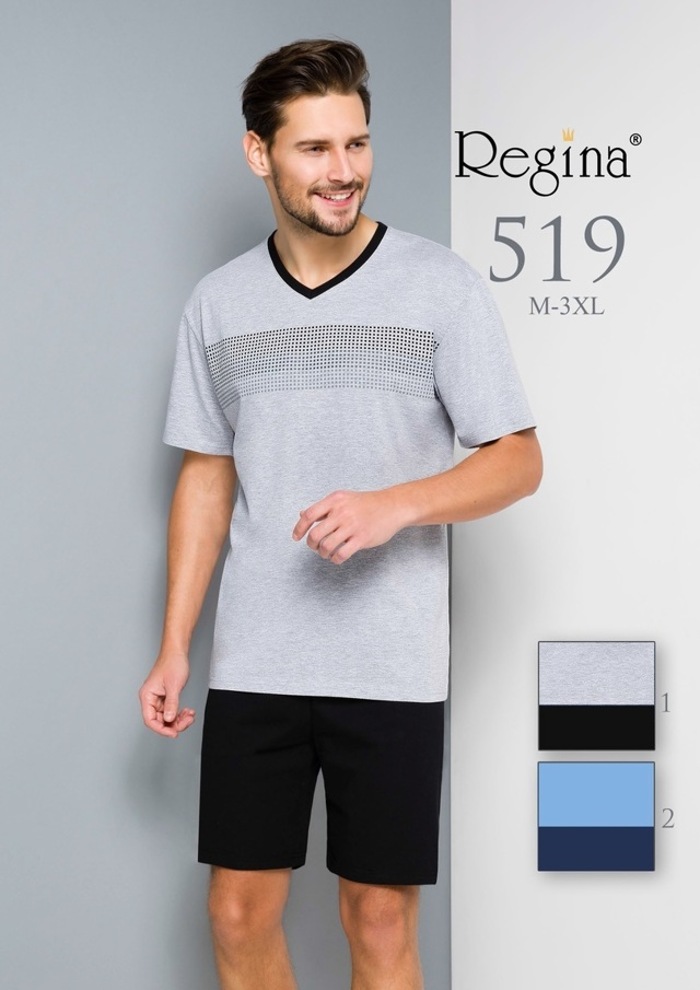 519 Pánské pyžamo - REGINA