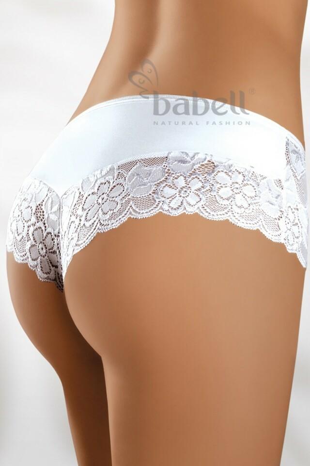 Dámské kalhotky 023 white - M - bílá