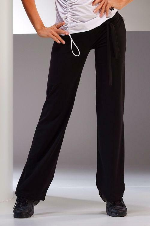 Fitness kalhoty Martyna 168 colorado - XXL - černá