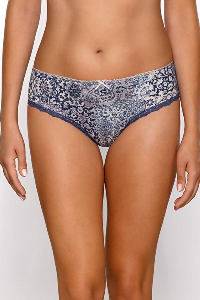 Dámské kalhotky 1516 - XL - světle modrá