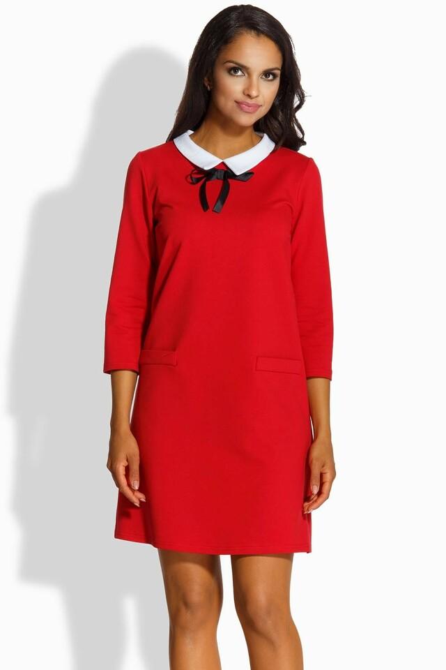 Dámské šaty Lemoniade L222 - L - červená