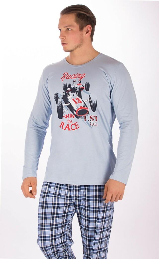 Pánské pyžamo Závodní auta 3132 - Vienetta