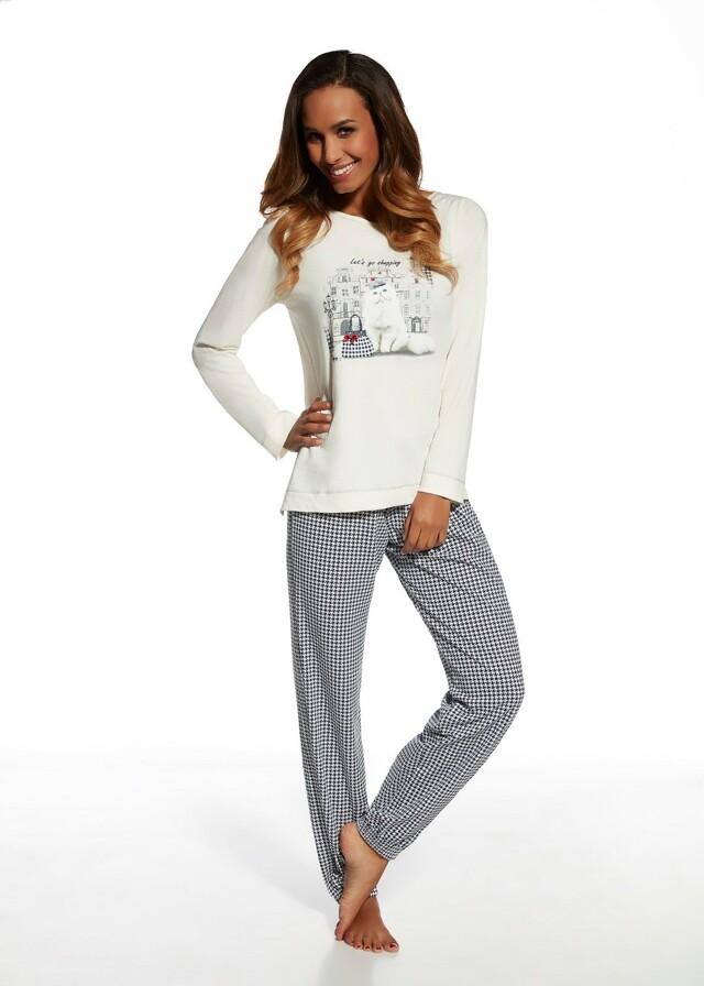 Dámské pyžamo Cornette 627/97 Shopping