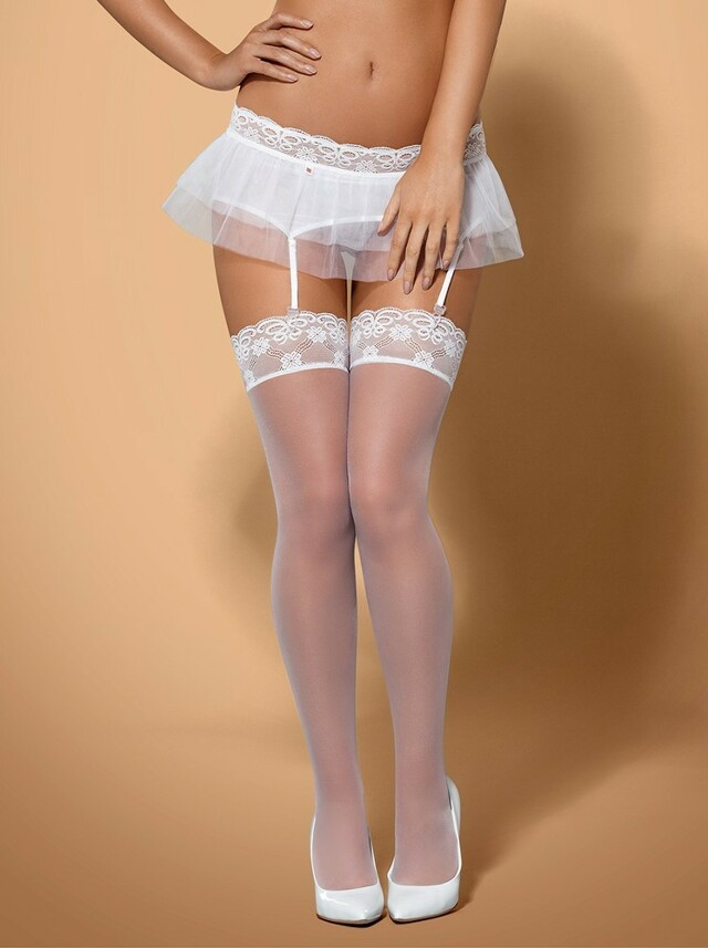 Punčochy Julitta stockings - Obsessive