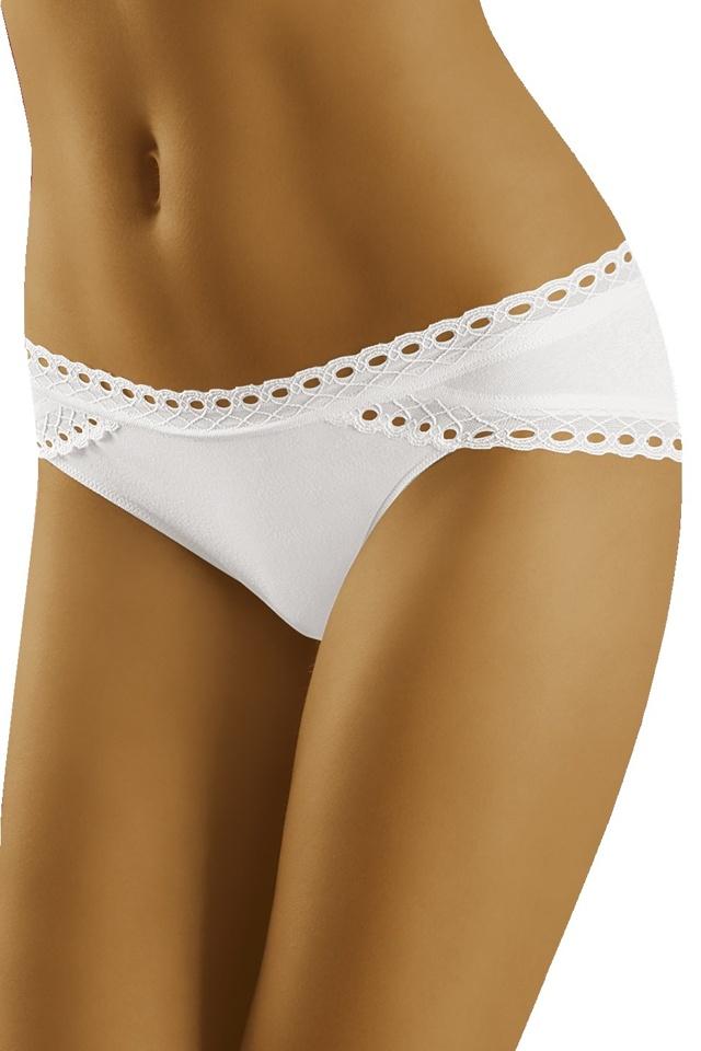 Dámské kalhotky ECO-NI bílé - M
