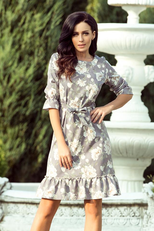Dámské šaty 193-4 - L - viz foto