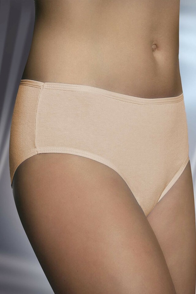 Dámské kalhotky Figi 38 - Darex - XXL - bílá