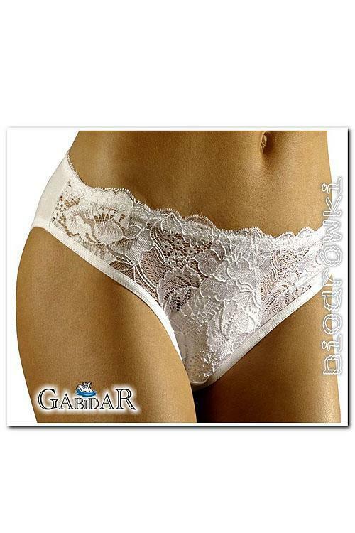 Kalhotky Gabidar 64 - L - bílá