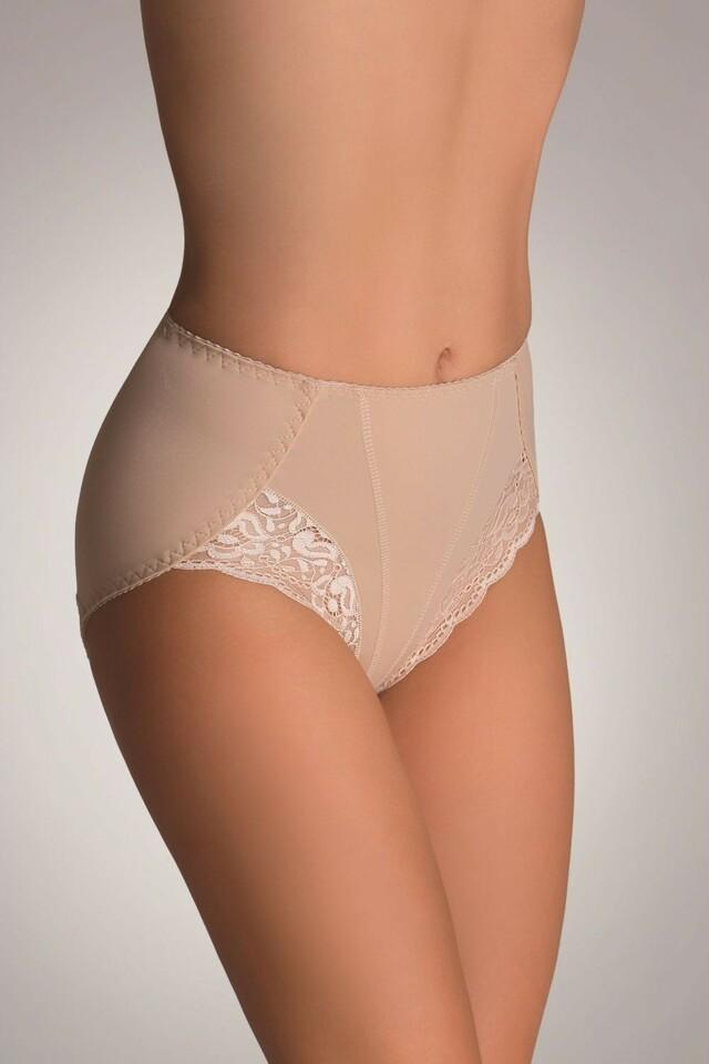 Stahovací kalhotky Venus beige - L - béžová