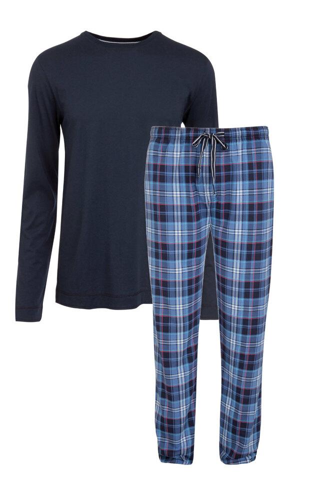 Pánské pyžamo 500002 - Jockey - L - modrá