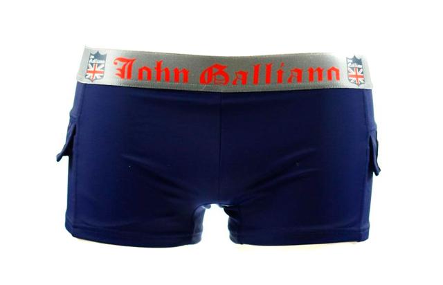 Pánské plavky H408-L24 - John Galliano