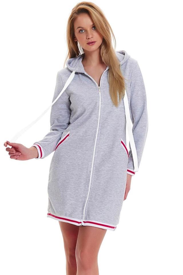 Dámský župan Dn-nightwear SMZ.9455