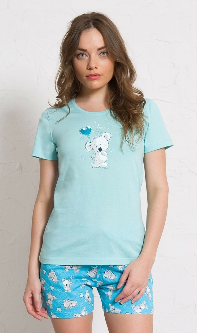 Dámské pyžamo šortky Koala