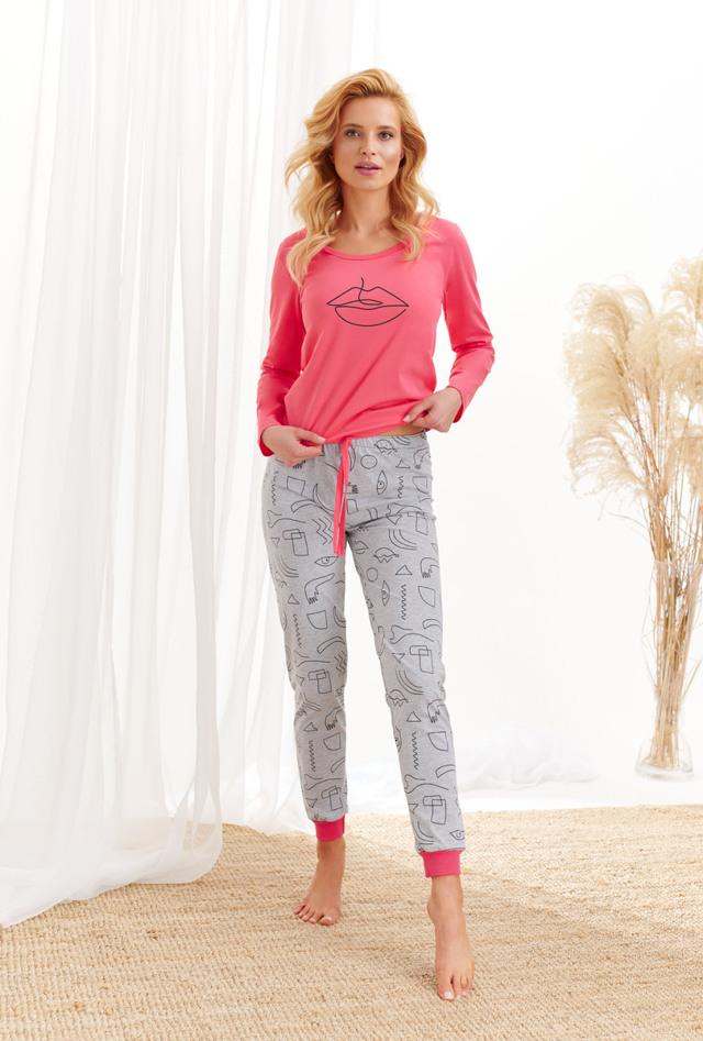 Dámské pyžamo 2124 NORA S-XL 2020 Z_20 - XL