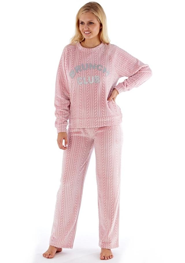 Dámské pyžamo Fordville LN000802 - M/L - Šedá