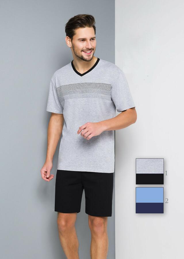 Pánské pyžamo Regina 519 kr/r M-XL