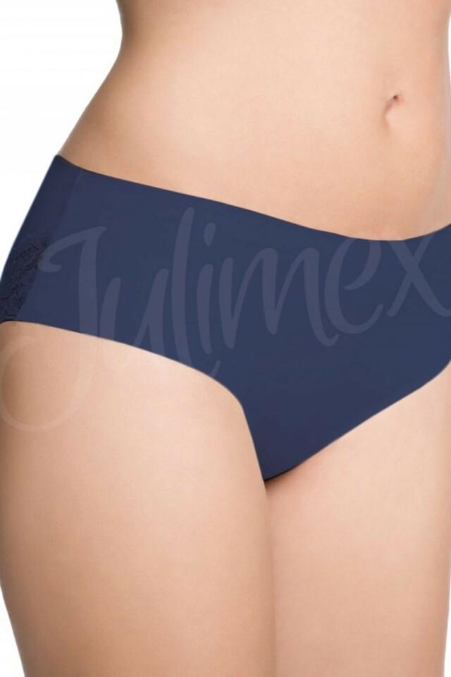 Dámské kalhotky Cheekie blue - XL - tmavě modrá