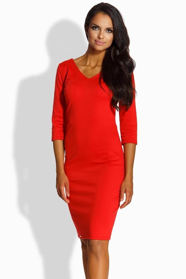 Dámské šaty Lemoniade L228 - M - červená