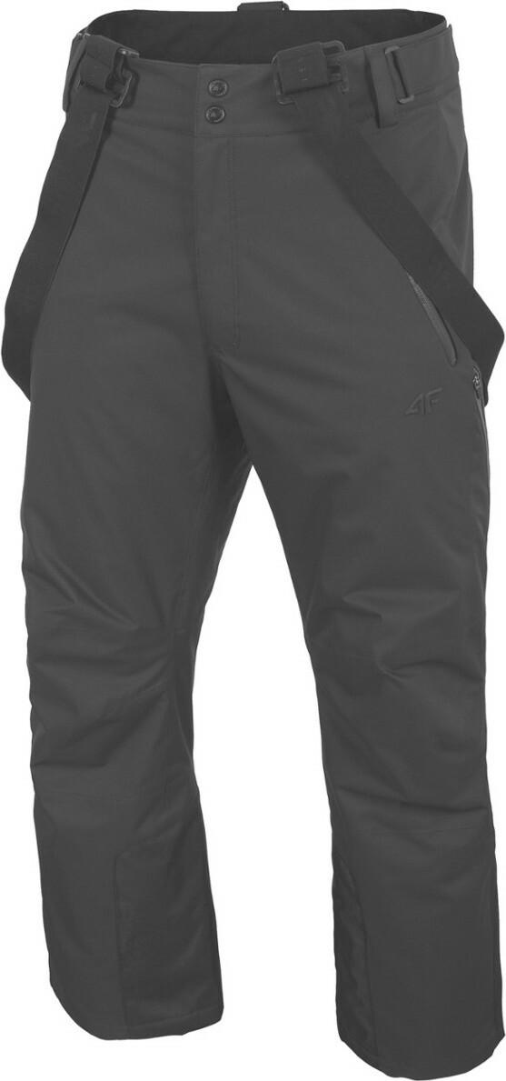 Pánské lyžařské kalhoty 4F SPMN012S Černé - M - Černá