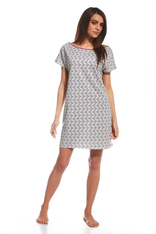 Noční košile 058/120 Celine - M - krémová