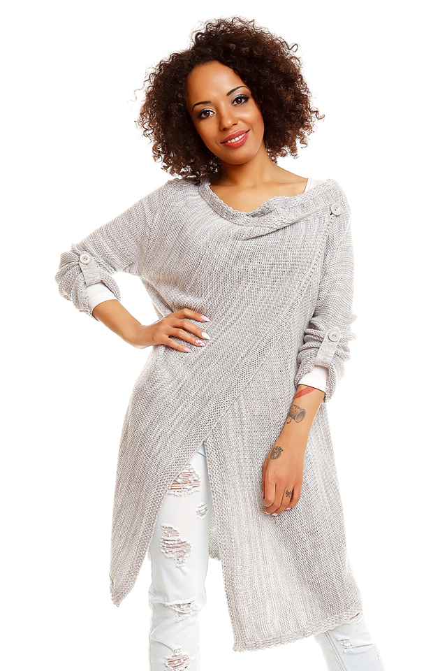 Dámský svetr 84537 - PeeKaBoo