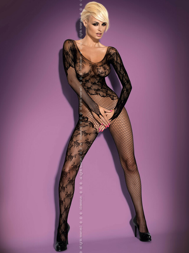 Body Bodystocking F210 - Obsessive