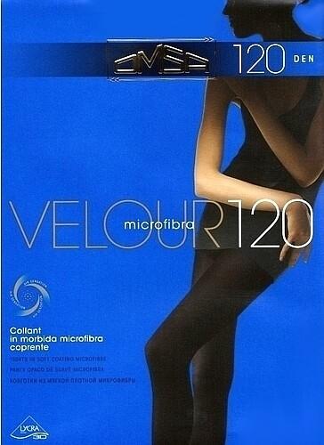 Punčochové kalhoty Omsa Velour 120 den