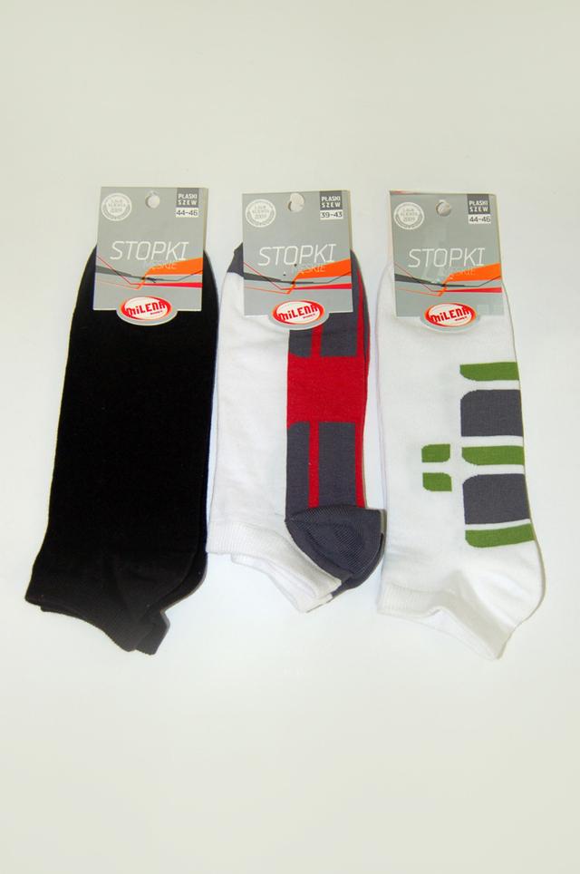 Dámské kotníkové ponožky 170 - 39-43