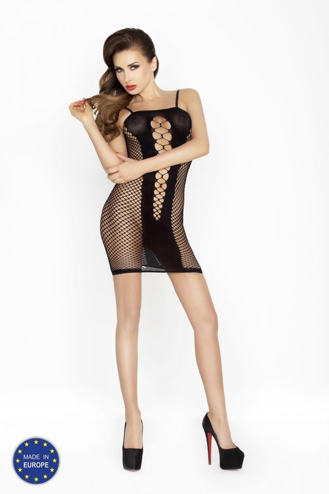 Dámské šaty BS027 black