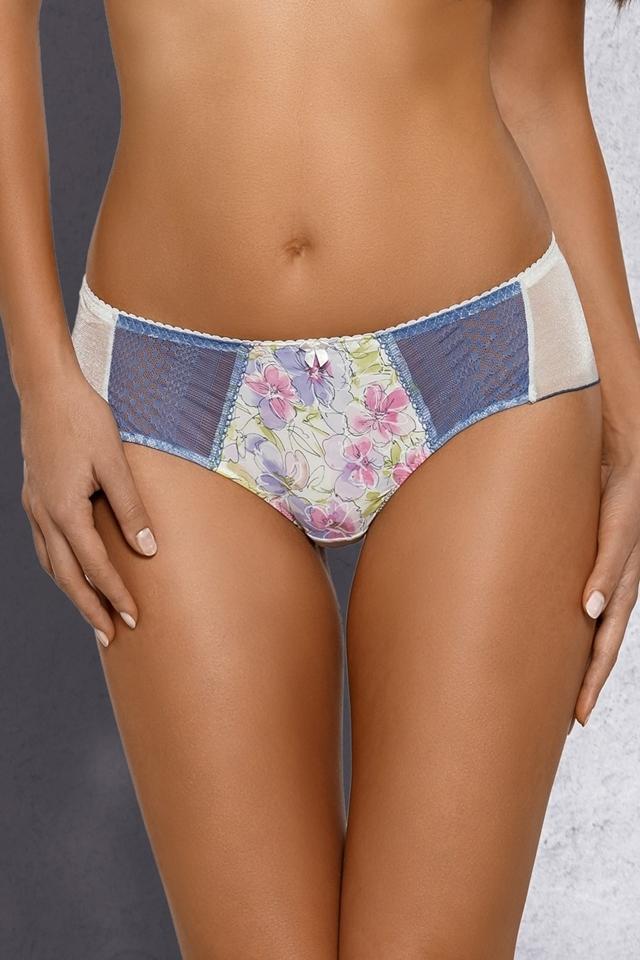Dámské kalhotky 571 Rachel - M - modrá