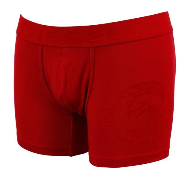 Pánské boxerky 00SLXP - Otaiu - Diesel - M - červená