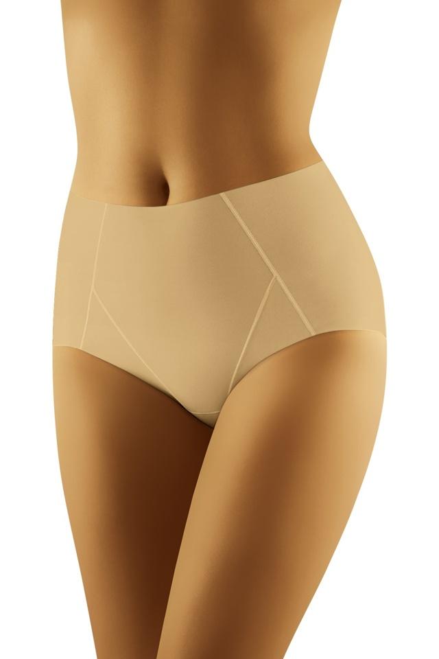 Zeštíhlující kalhotky Superia béžové - XL