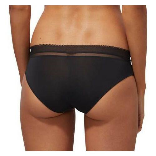 Kalhotky F3652E - Calvin Klein - L - černá