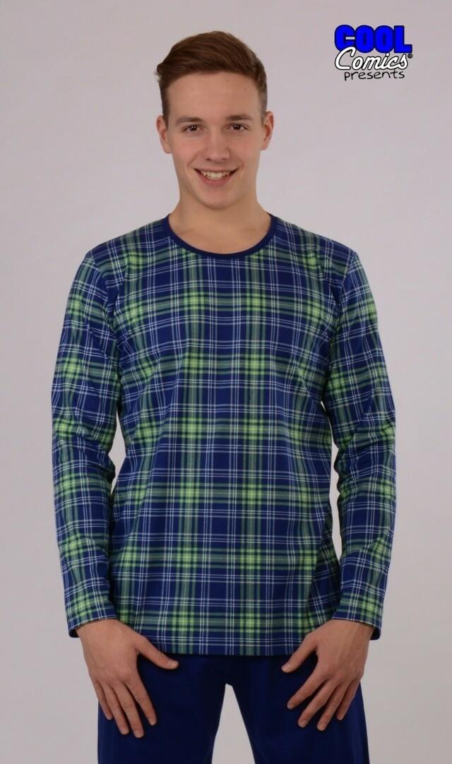 Pánské pyžamo dlouhé Pavel