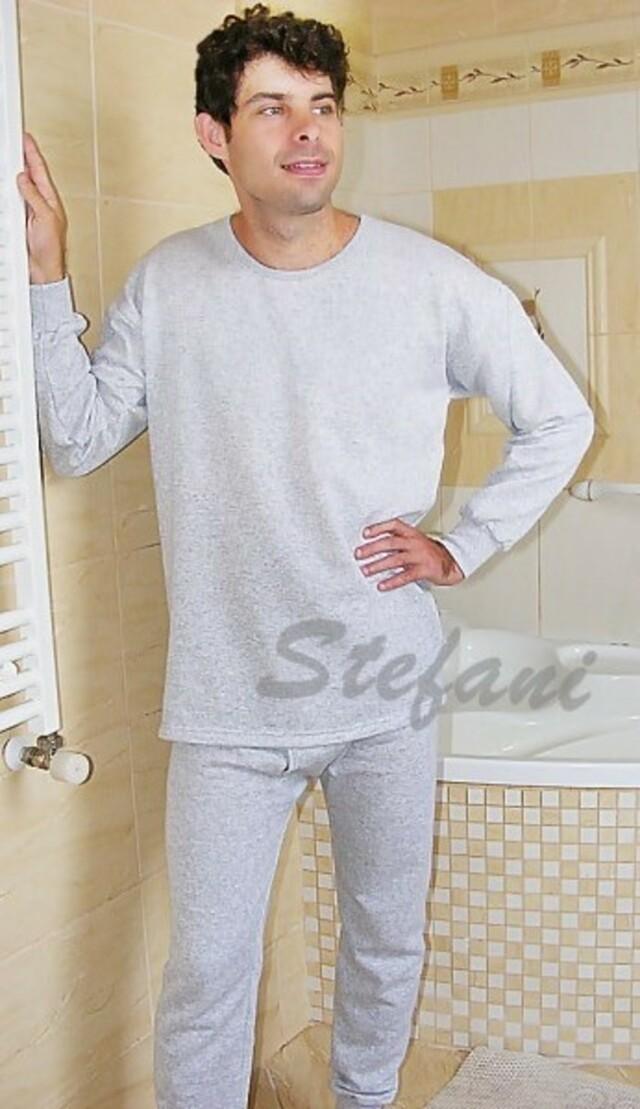 Pánské podvlékací kalhoty M-XXL - M
