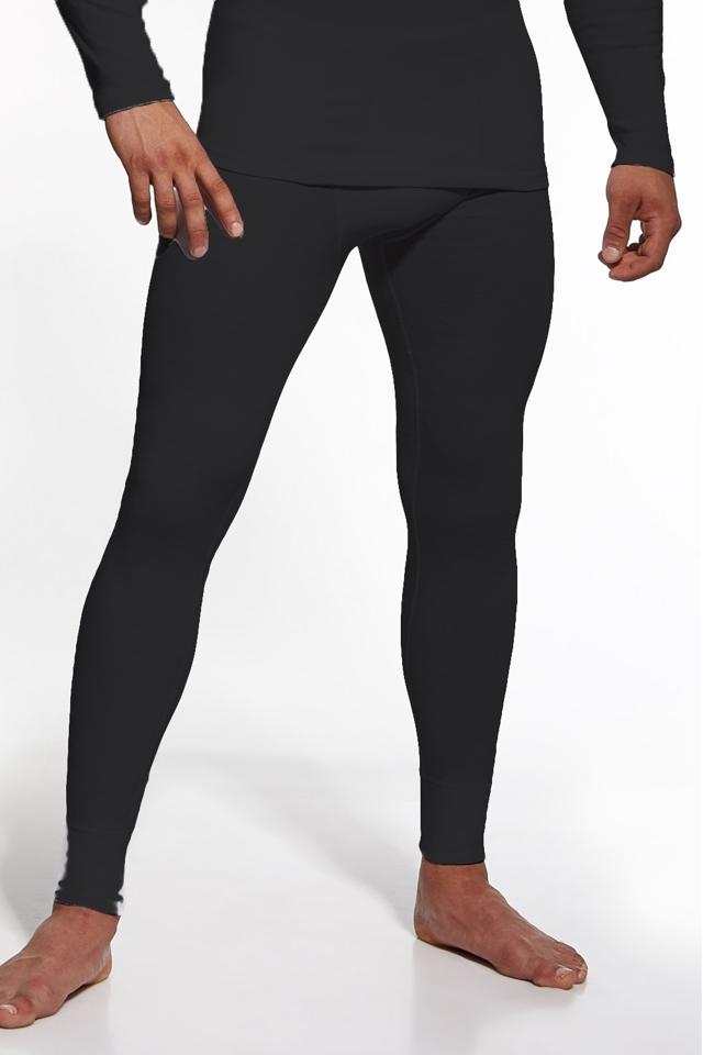 Pánské podvlékací kalhoty Authentic black