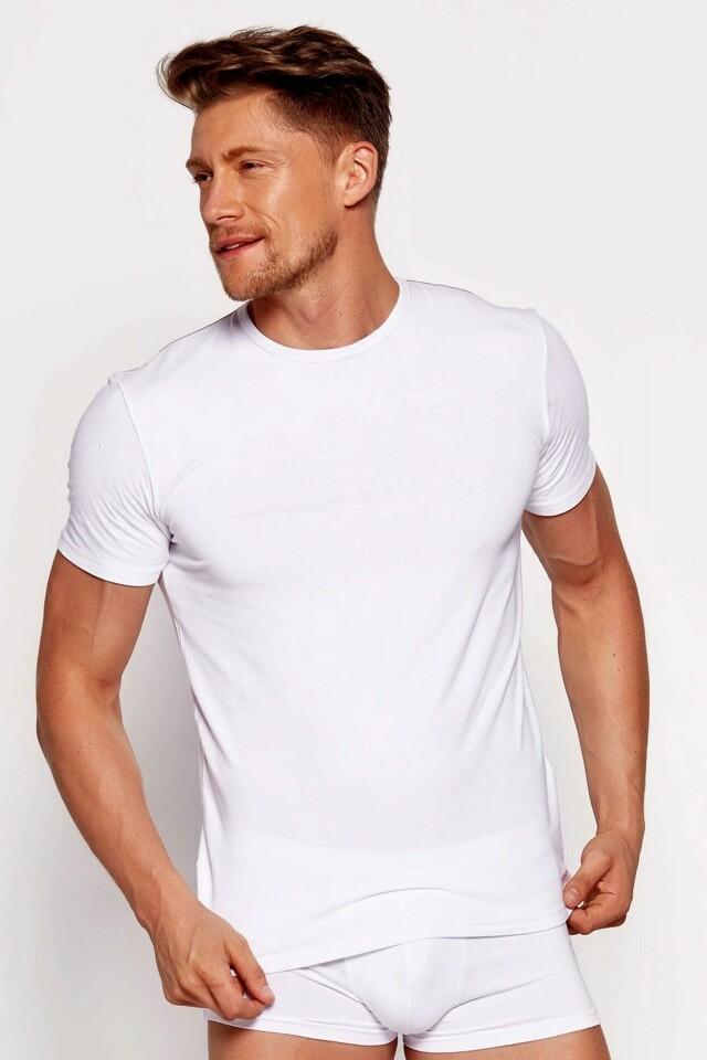 Pánské tričko 18731 white
