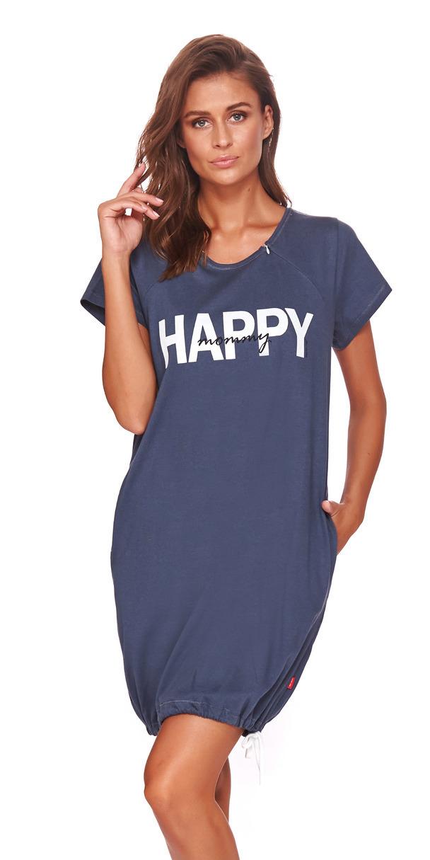 Dámská noční košile 9504 - XL