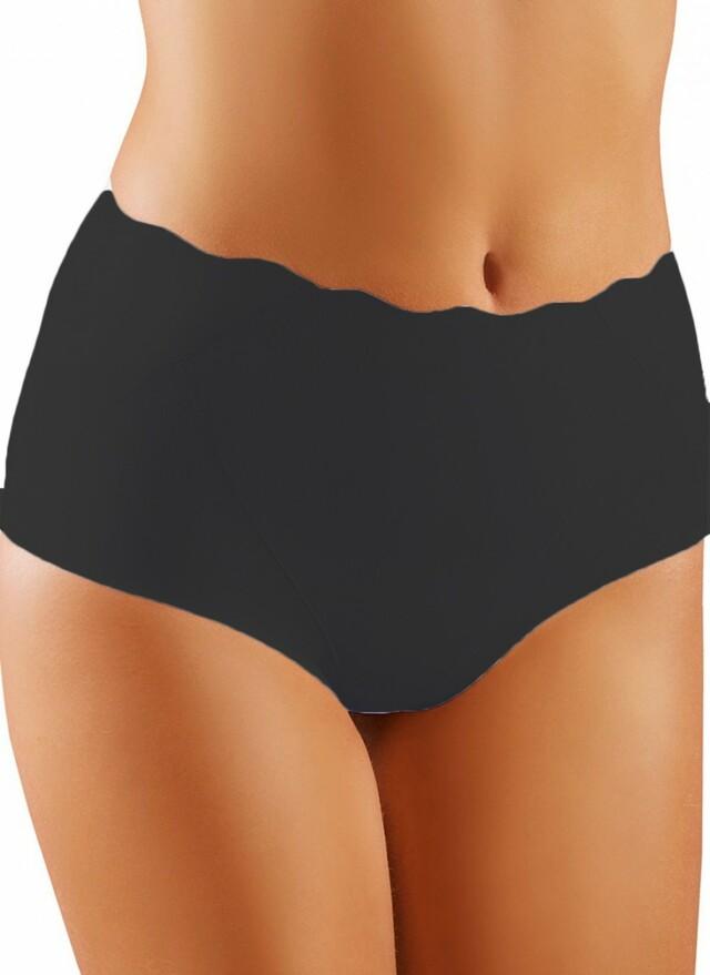 Dámské kalhotky Giulia black - L - černá