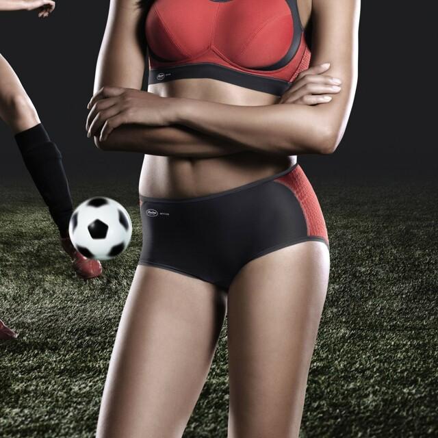 Sportovní kalhotky 1627 - Anita - 36 - bílá