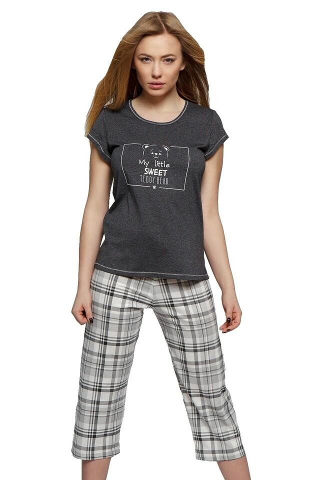 Dámské pyžamo Grey Bear - L