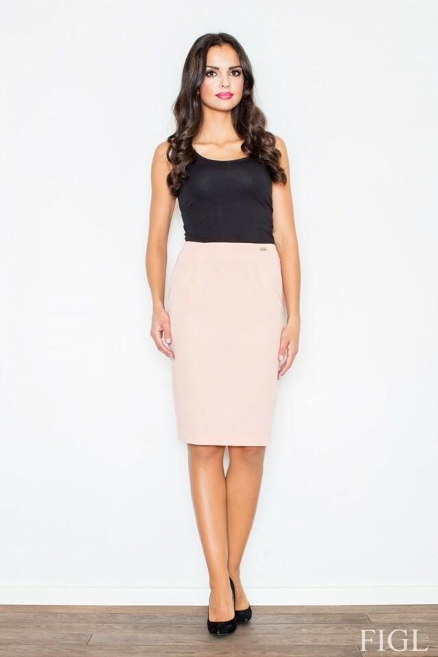 Dámská sukně M260 pink